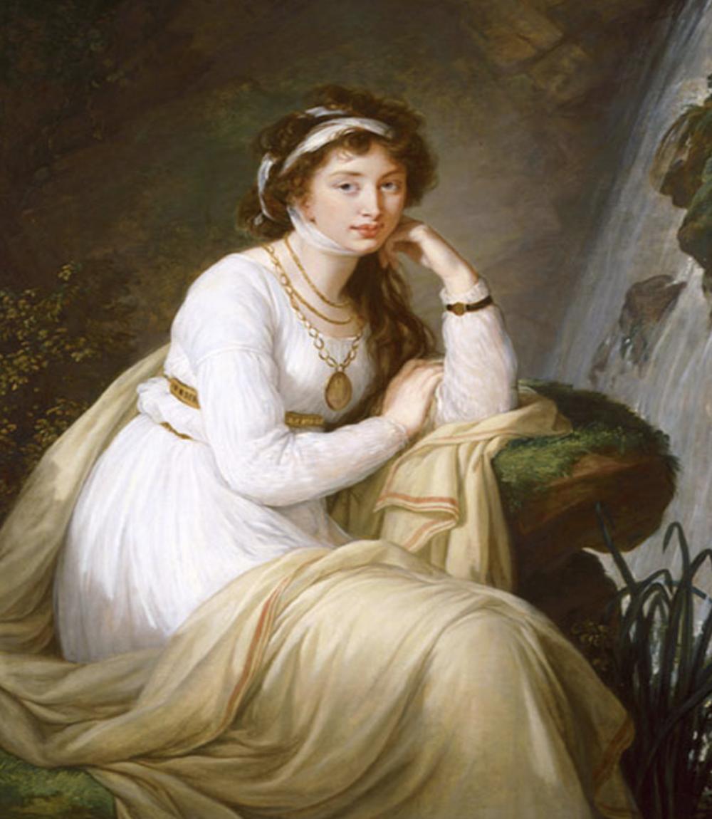 Anna Ivanova Baryatinskaya Tolstoy 1796