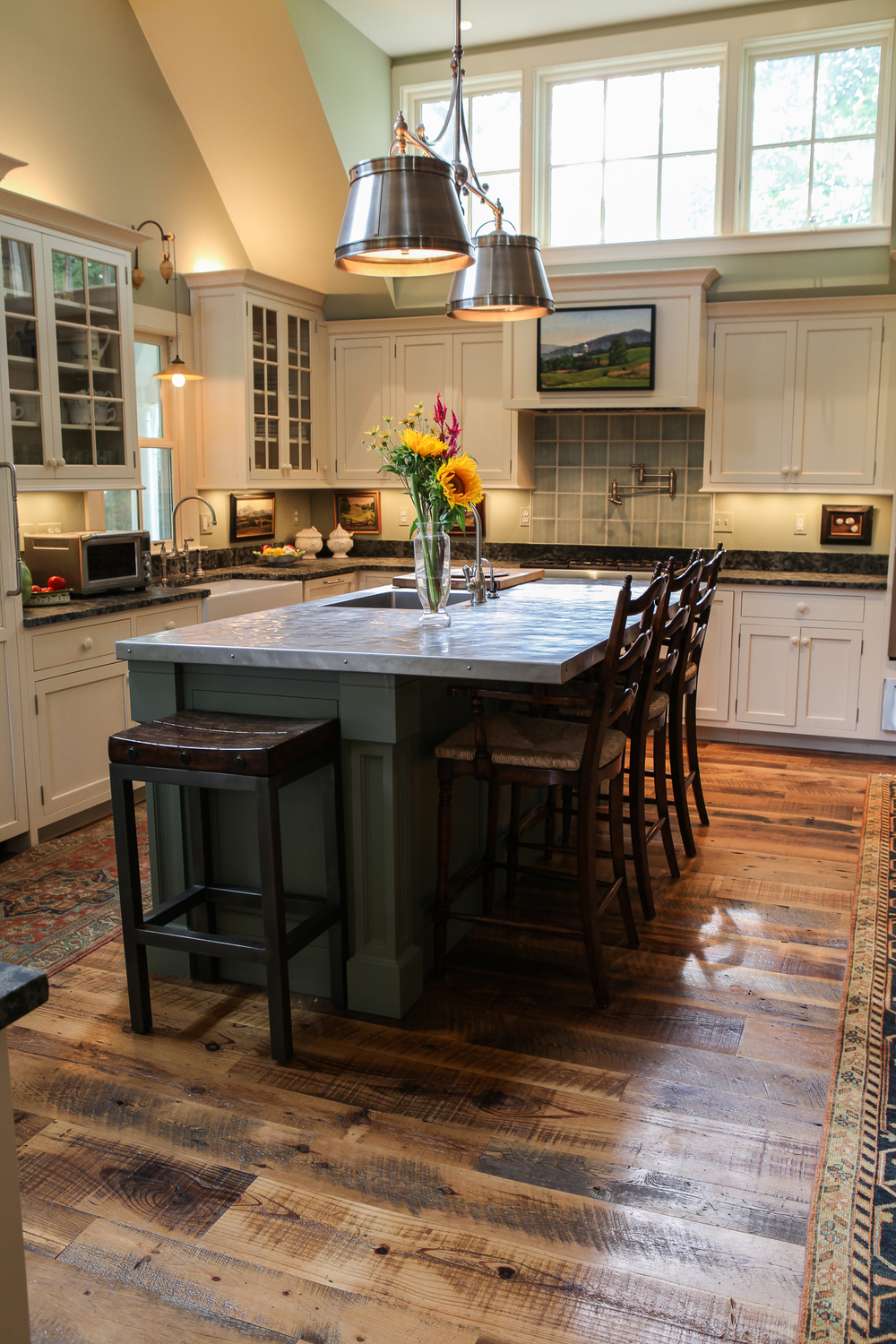"Clites Architects | Middleburg, VA  ""Hunt Country Kitchen"""