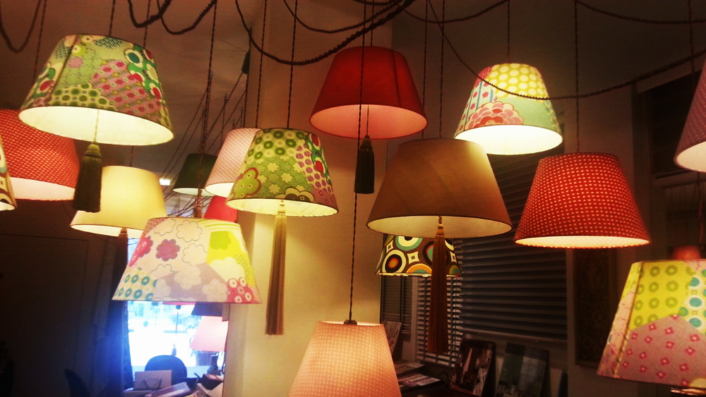 Lampshade beauty furnishings curtains shop singapore balestier rd lampshade aloadofball Choice Image
