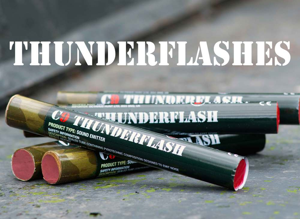 C9 Thunderflash
