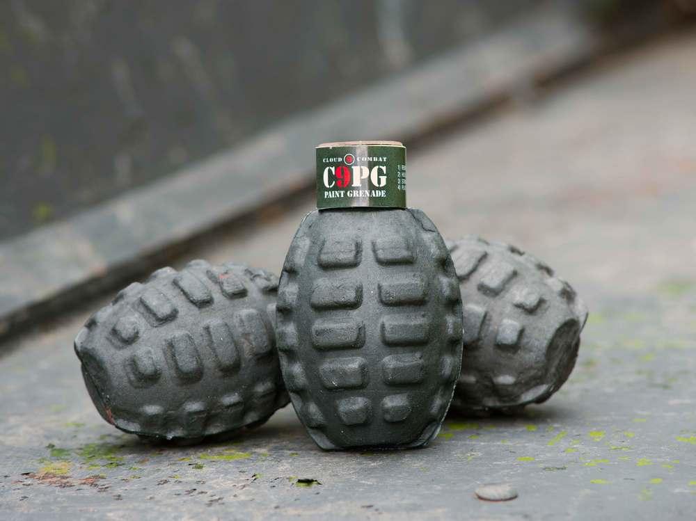 C9 Paint Grenade