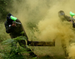 We have used Octavius Hunt smoke grenades for many years and have found them the longest burning with great smoke output of all the brands we have tried. Our customers find them easy to use and spare striker is a fantastic idea, as in the heat of battle no one wants a grenade they cant ignite and launch!  The thunder flashes are equally as reliable and have the perfect time delay on the fuse to create the bang at the right moment.