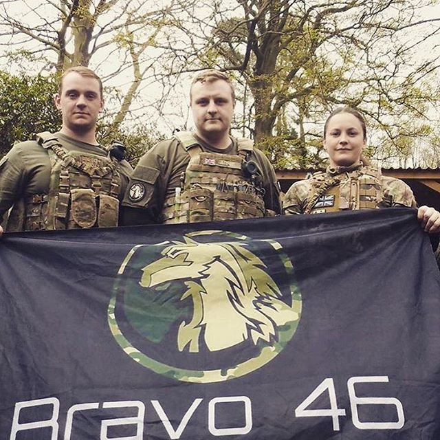 Our sponsor team @bravo46_taskforce at @westmidlandsairsoft this weekend🙌🏽👍🏽 photo credit: @airsoftvixen #airsoft  #pyrotechnics #airsoftpyro #airsoftpyrotechnics #thunderflash #smokegrenade #cloud9combat #bravo46taskforce #airsoftvixen