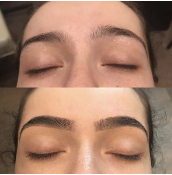 Sky Beauté Eyebrow Waxing Service In Columbia Maryland DMV Area