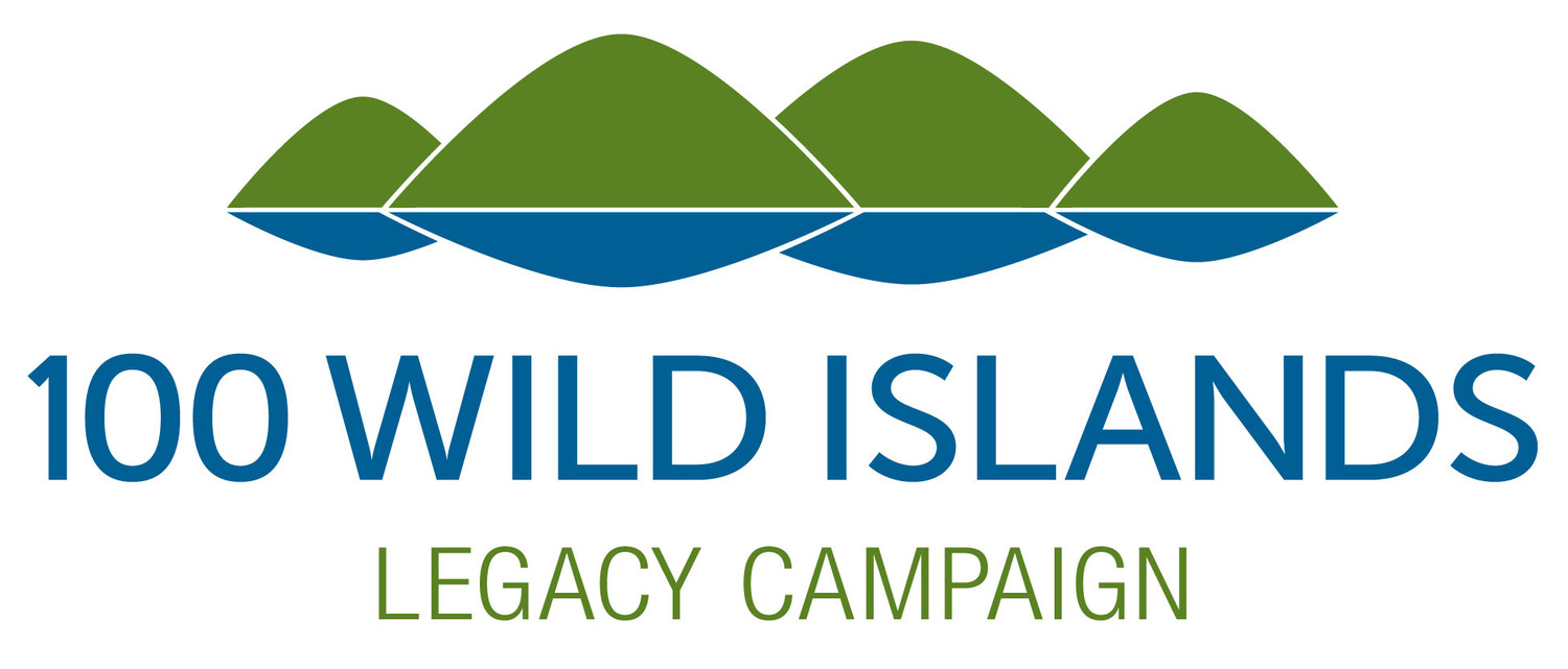 100 Wild Islands Legacy Campaign