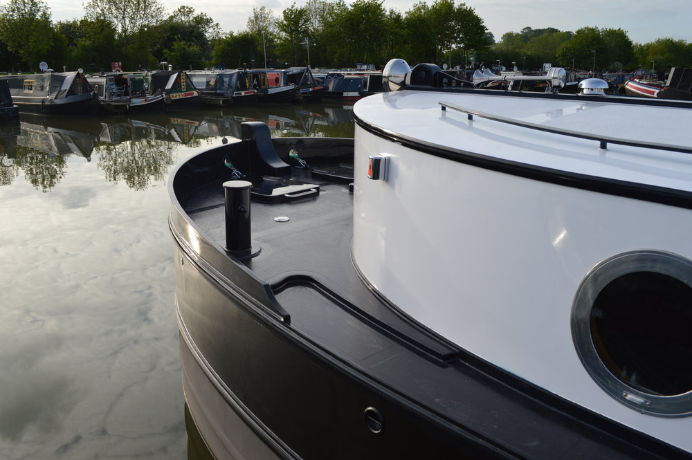 Total Price - All prices shown do not include VAT. If the boat is to be your primary residence, it will be VAT exempt as it meets the necessary criteria to be a