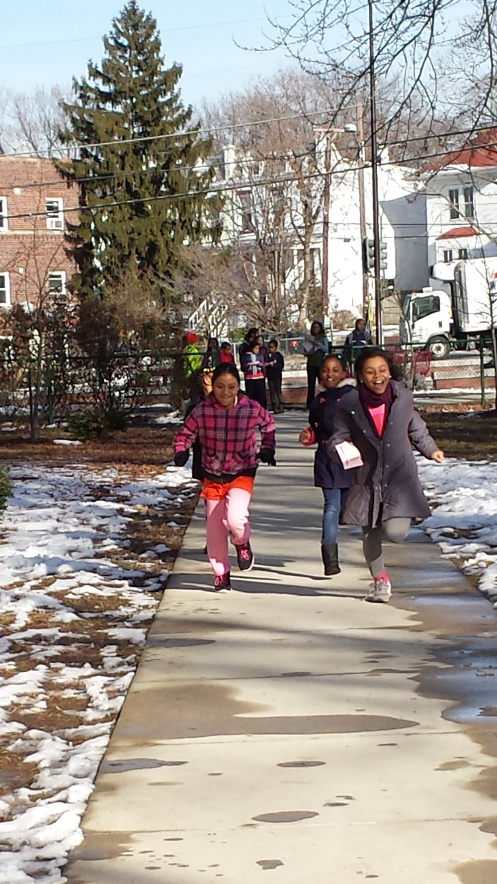 Photo courtesy of Girls on the Run