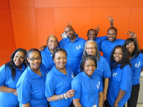 Workforce Development class/ Photo courtesy of Community of Hope