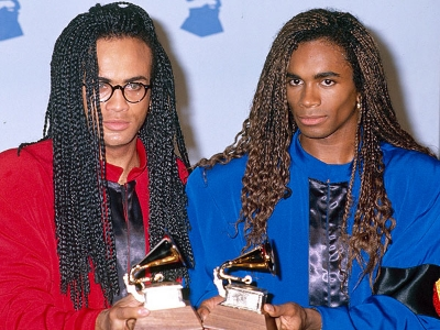 Also global in 1990? The Milli Vanilli scandal