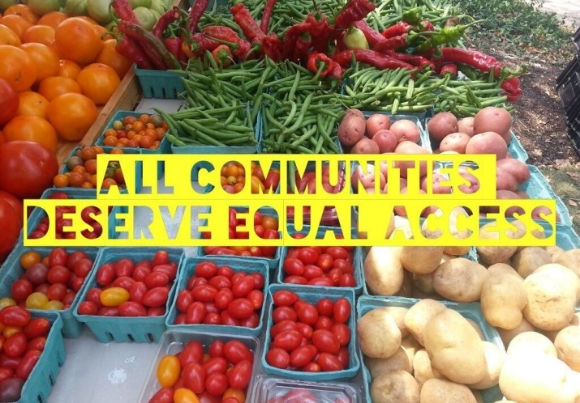 access to healthy food Food empowerment project works to research and change the lack of access to  healthy foods in communities of color and low-income communities (food.