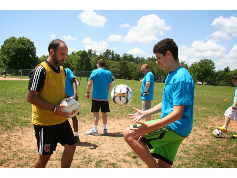 KEEN Greater DC celebrates 23 years with a sports festival/Photo source: Potomac Patch