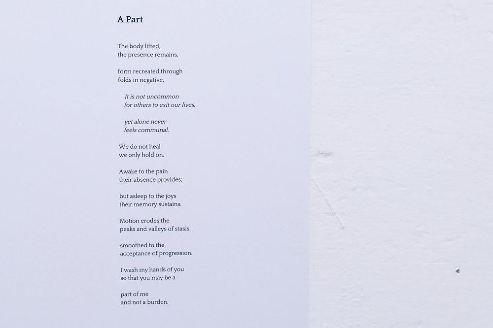 A Part