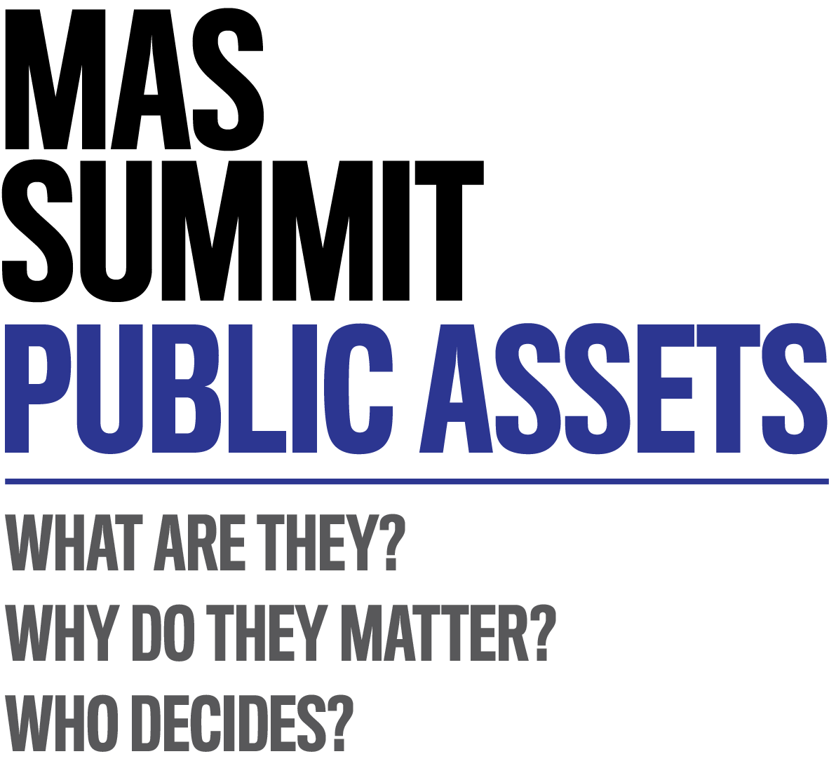 2016 MAS Summit