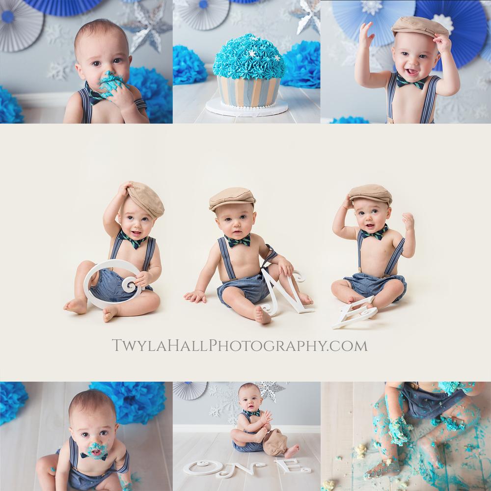 When Babies Love Cake