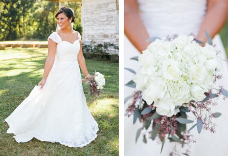 Mobile Alabama Bride Photo