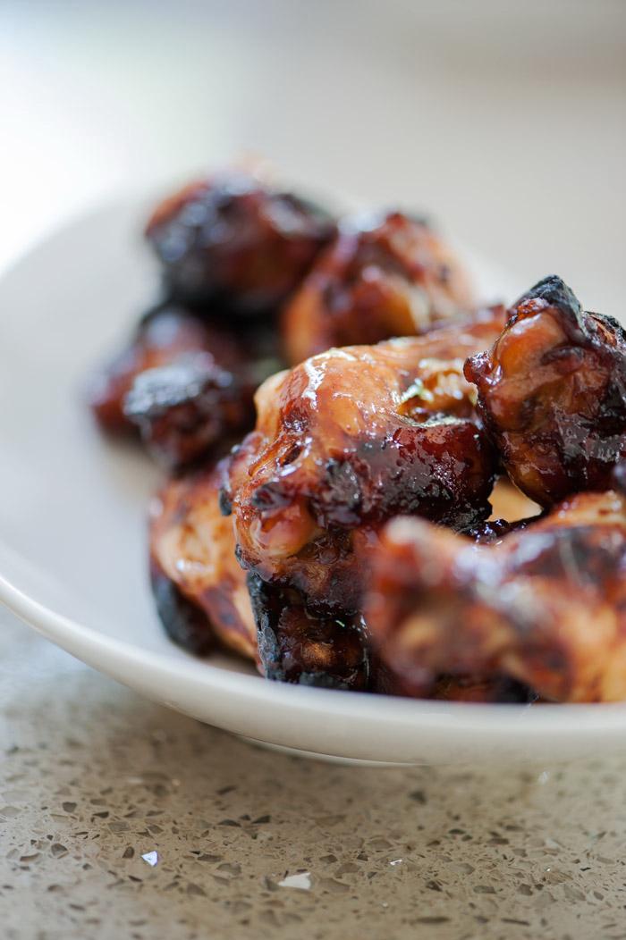 Teryaki Chicken Wings