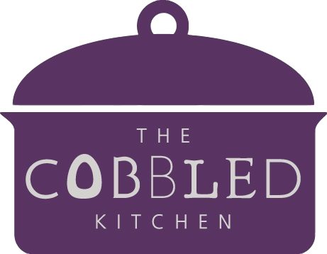 the cobbled kitchen