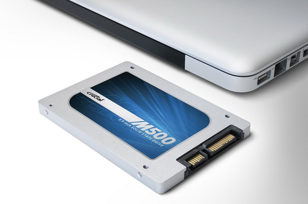 New SSD technology!