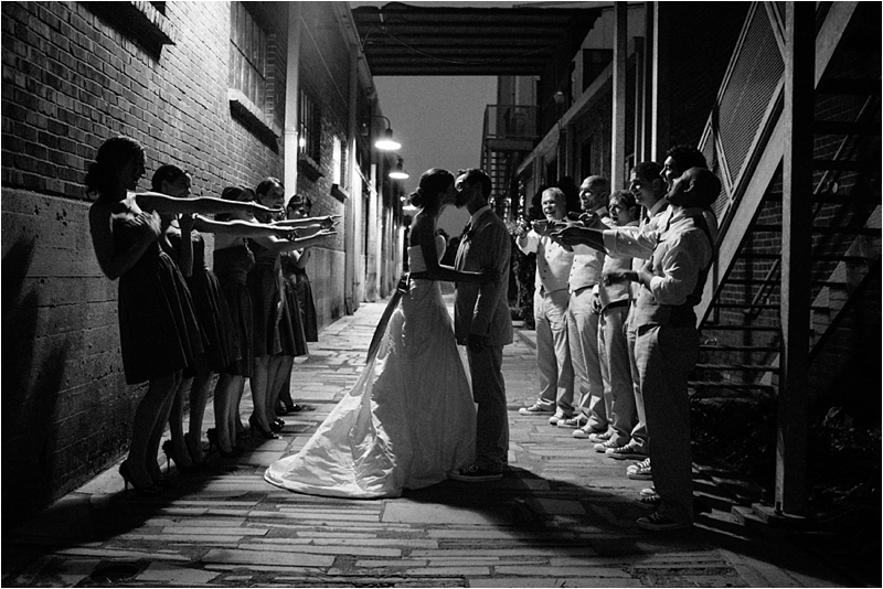 Downtown Franklin Wedding Bridal Party-1