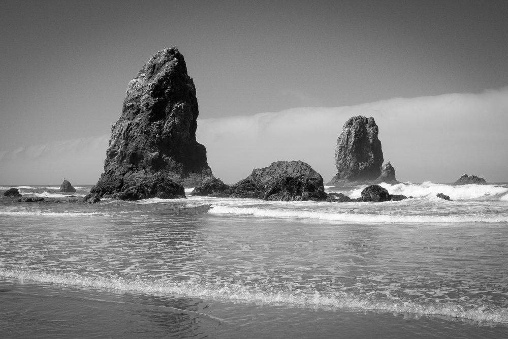 Cannon Beach, Oregon, 2015