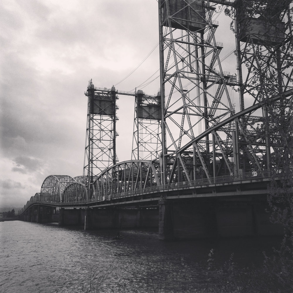 Interstate Bridge, Vancouver, Washington, 2014