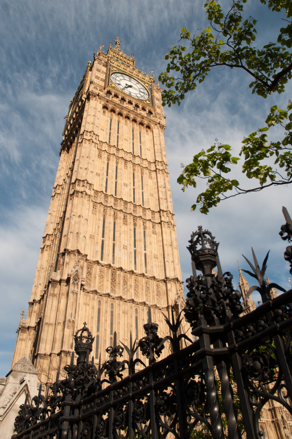 Big Ben, London, England, 2011