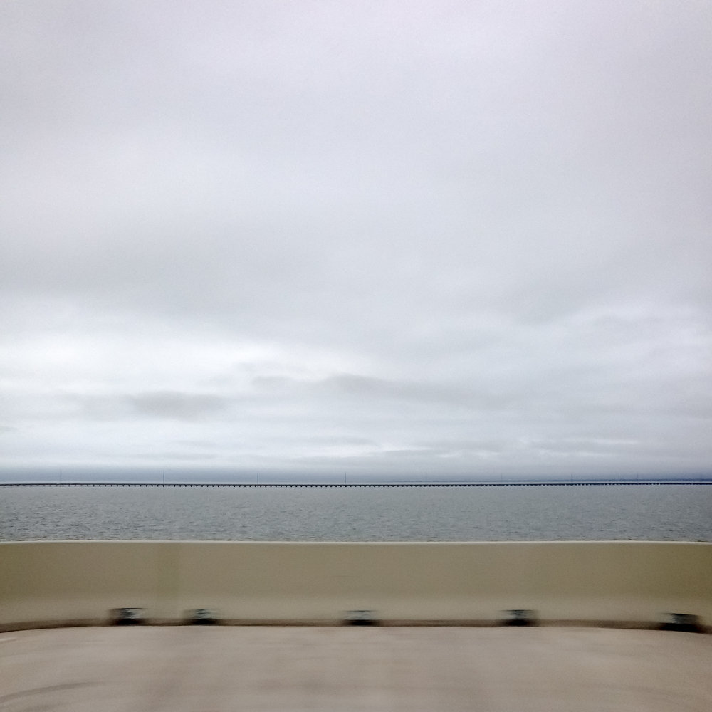 Lake Pontchartrain Causeway, New Orleans, Louisiana
