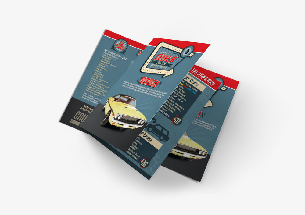 Norman's Cruise-In Brochure