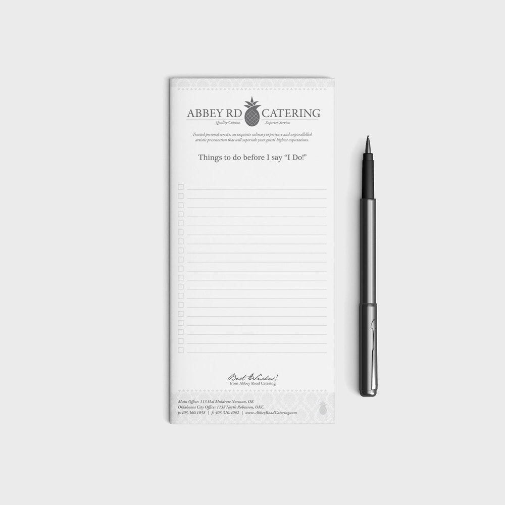 Abbey Road Checklist