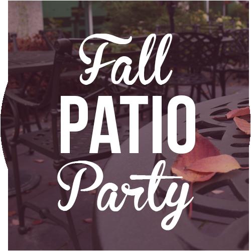 Fall Patio Party Thumbnail