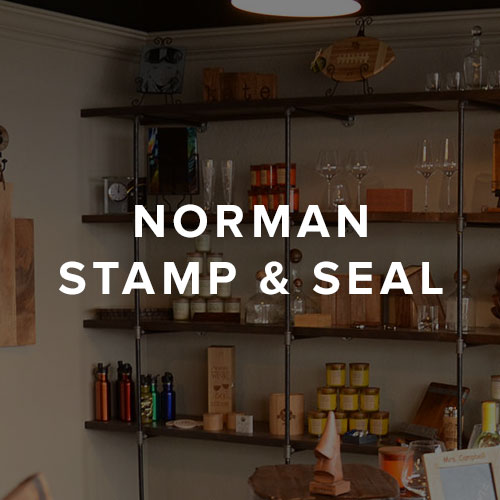 Norman Stamp & Seal Design Portfolio
