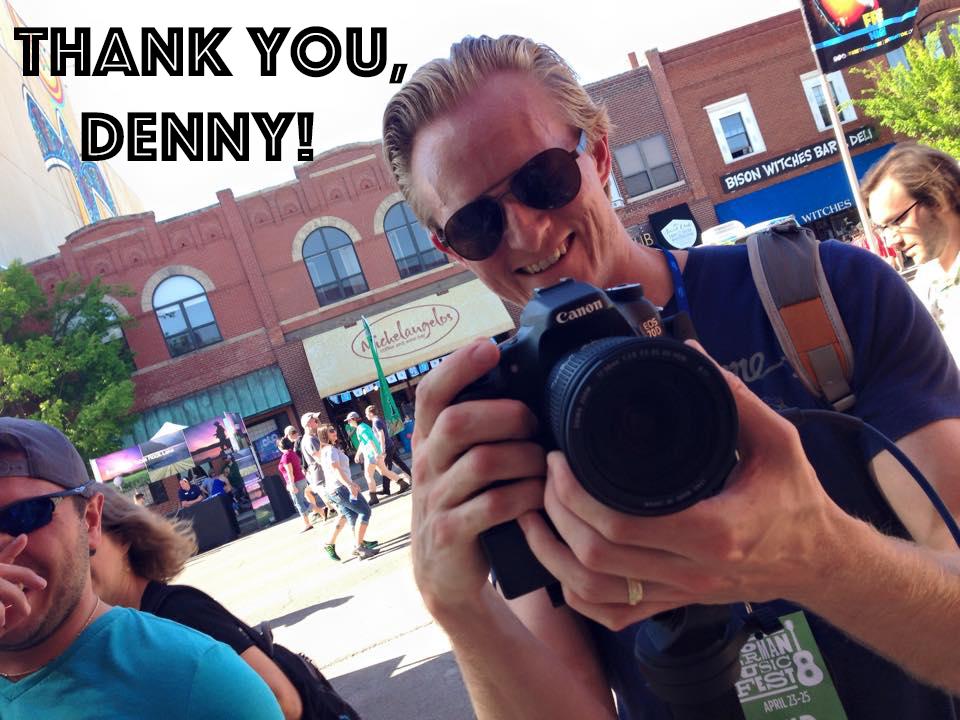 Thank You Denny