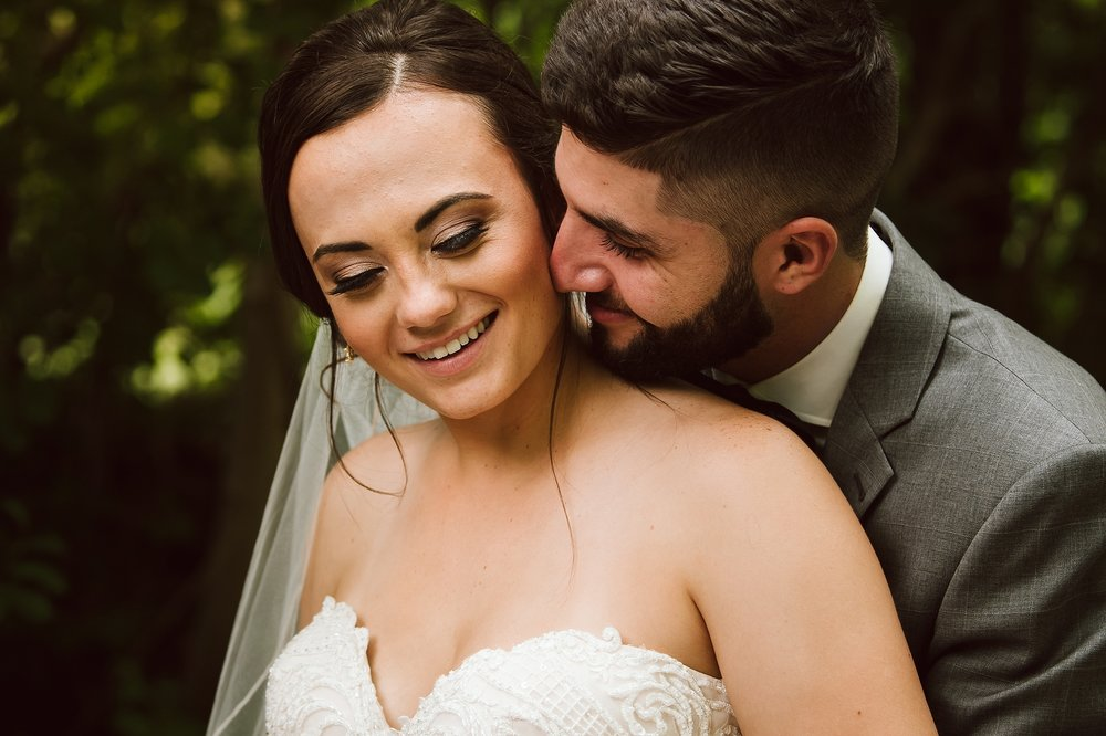 """Agata & Kosta - """"I love Dan and Michelle so much!! They did our engagement and wedding photos. Not only were the photos amazing but Dan and Michelle were so easy to work with and so helpful throughout the process. They really listened to what we wanted to capture and delivered! They always answered my questions promptly. I would recommend them to anyone!!"""" - Agata & Kosta"""
