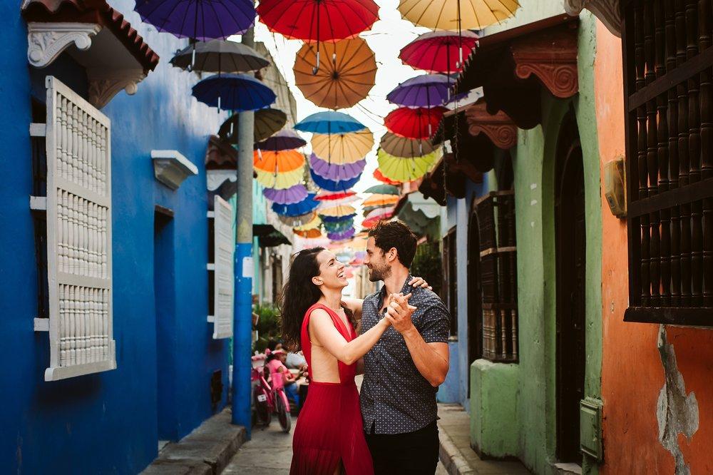 Colombia Destination Shoot | Sara & Charles