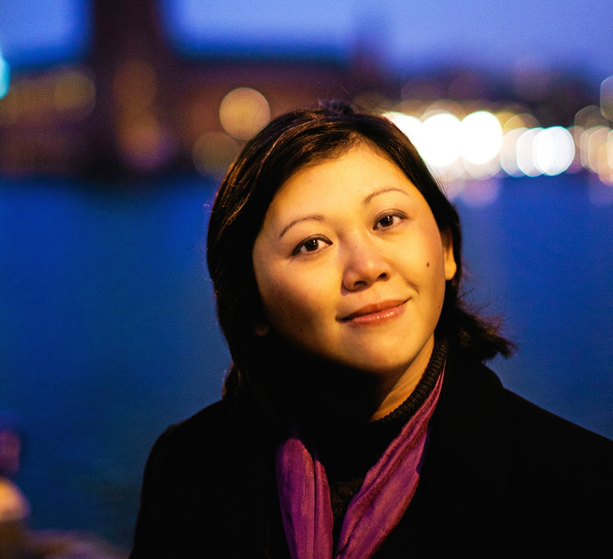 Yiyun Li. PHOTO CREDIT: Roger Turesson
