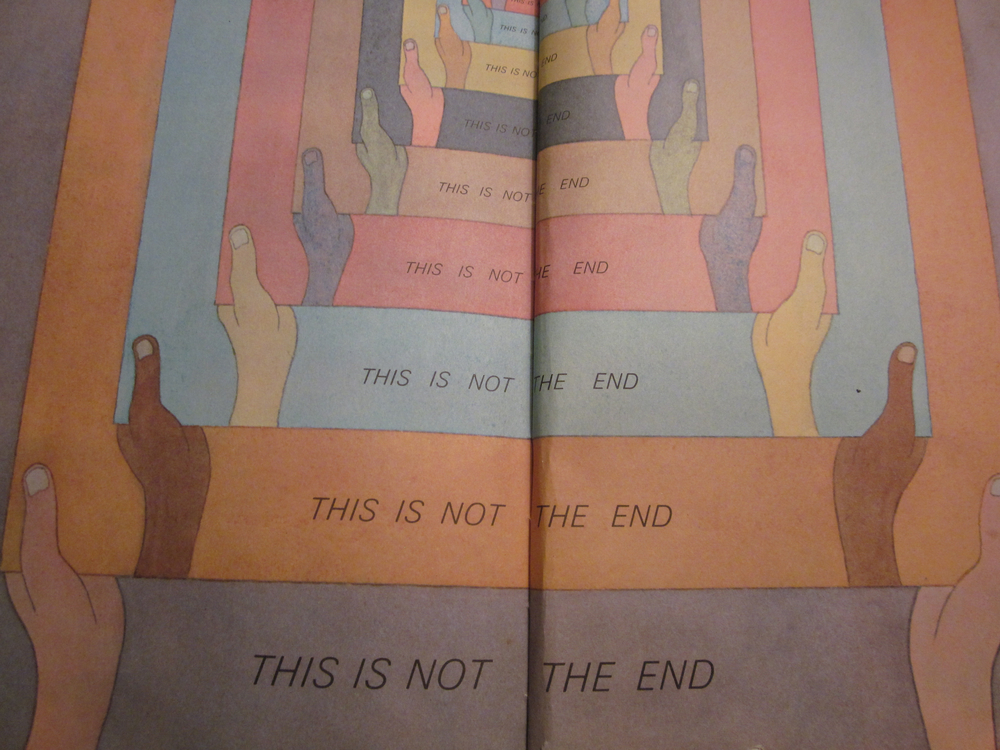 All our books were like this when I was a kid. Storytime was like dropping a tab of acid.