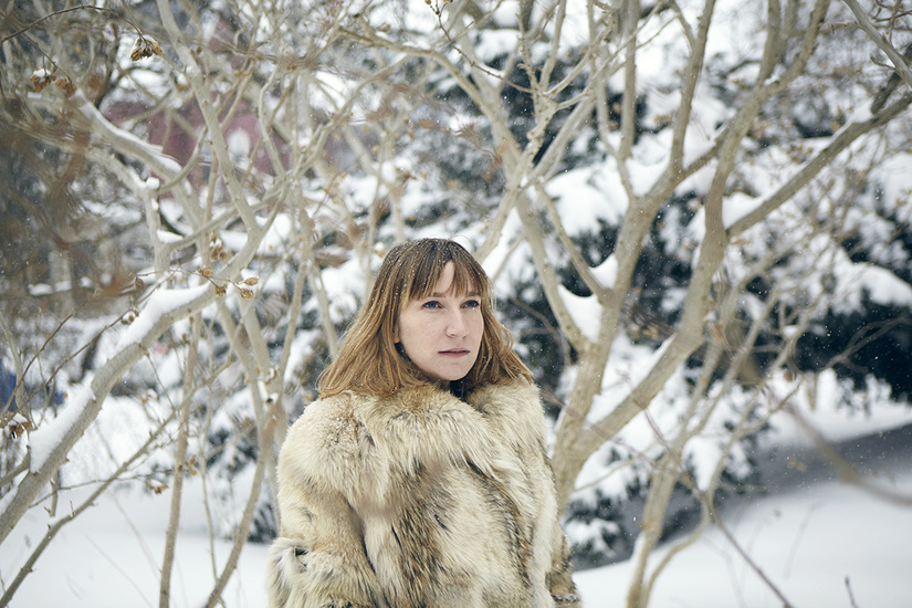 Sheila Heti. PHOTO CREDIT: ANGELA LEWIS PHOTOGRAPHY