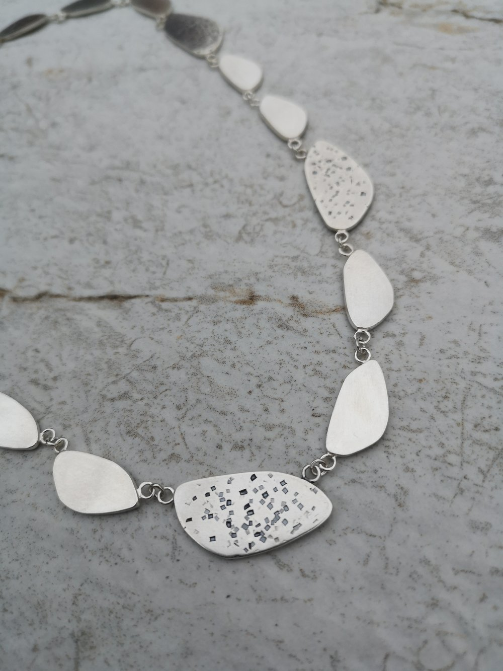Sterling silver 16inch necklace
