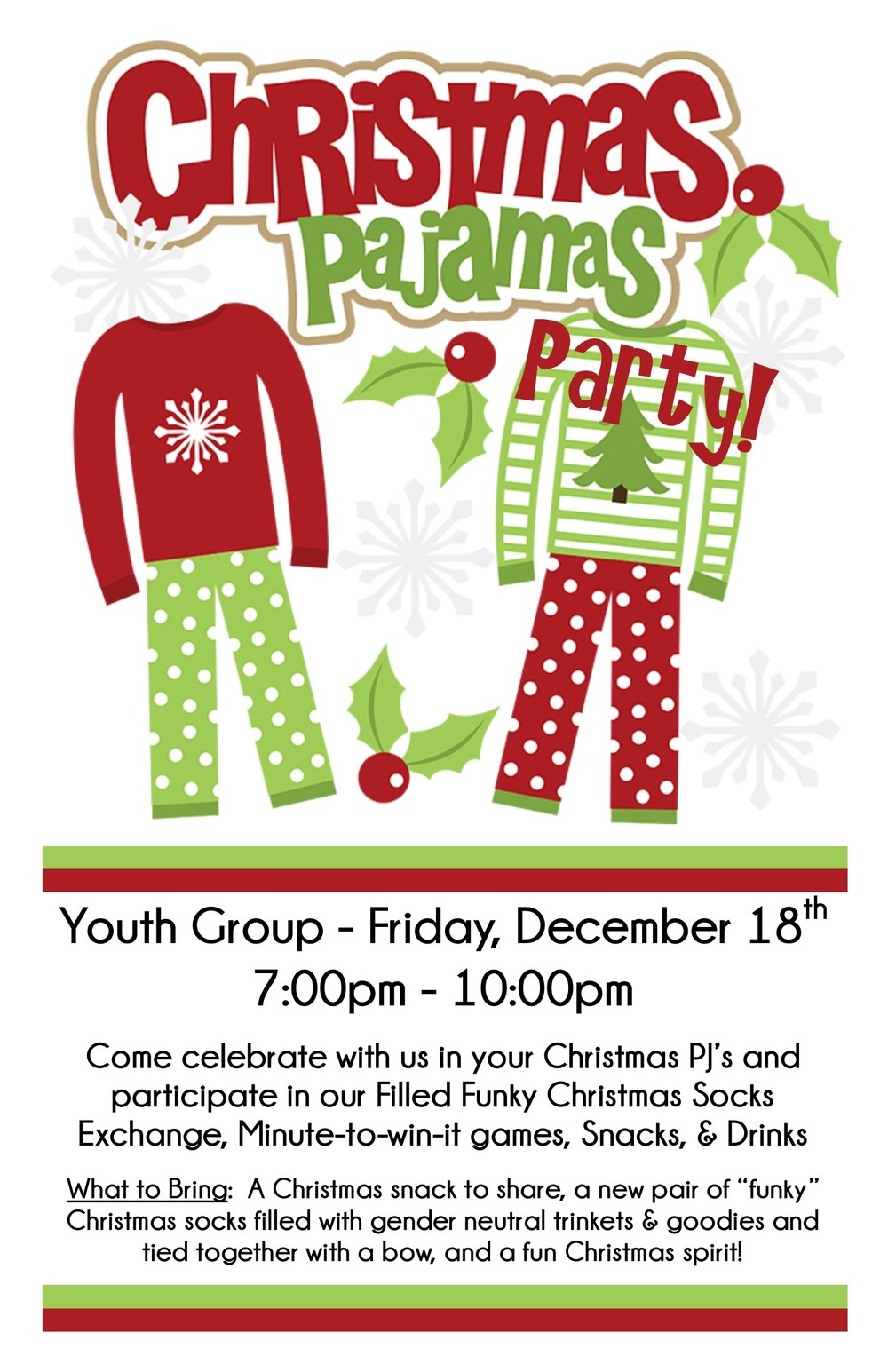 middlehigh school christmas party - Christmas Youth Group Games