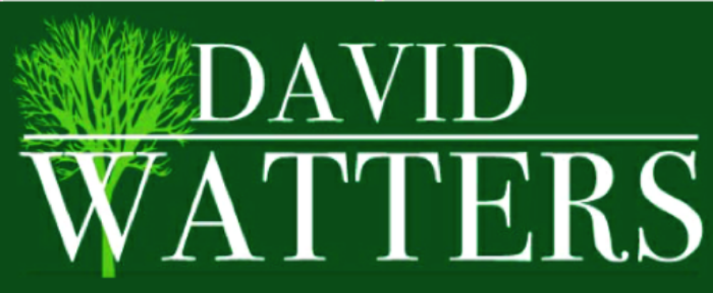 David Watters for State Senate