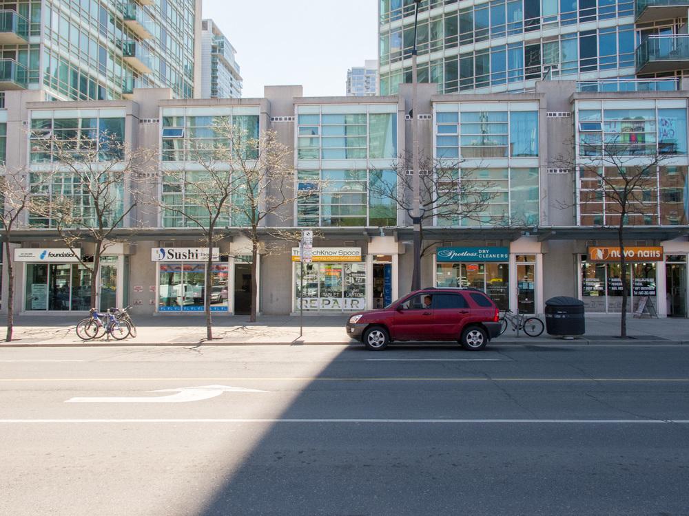 Apex @ Cityplace Condominium, 397 Front Street West