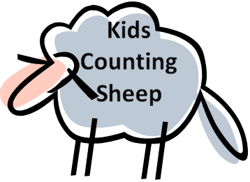 Kids Counting Sheep