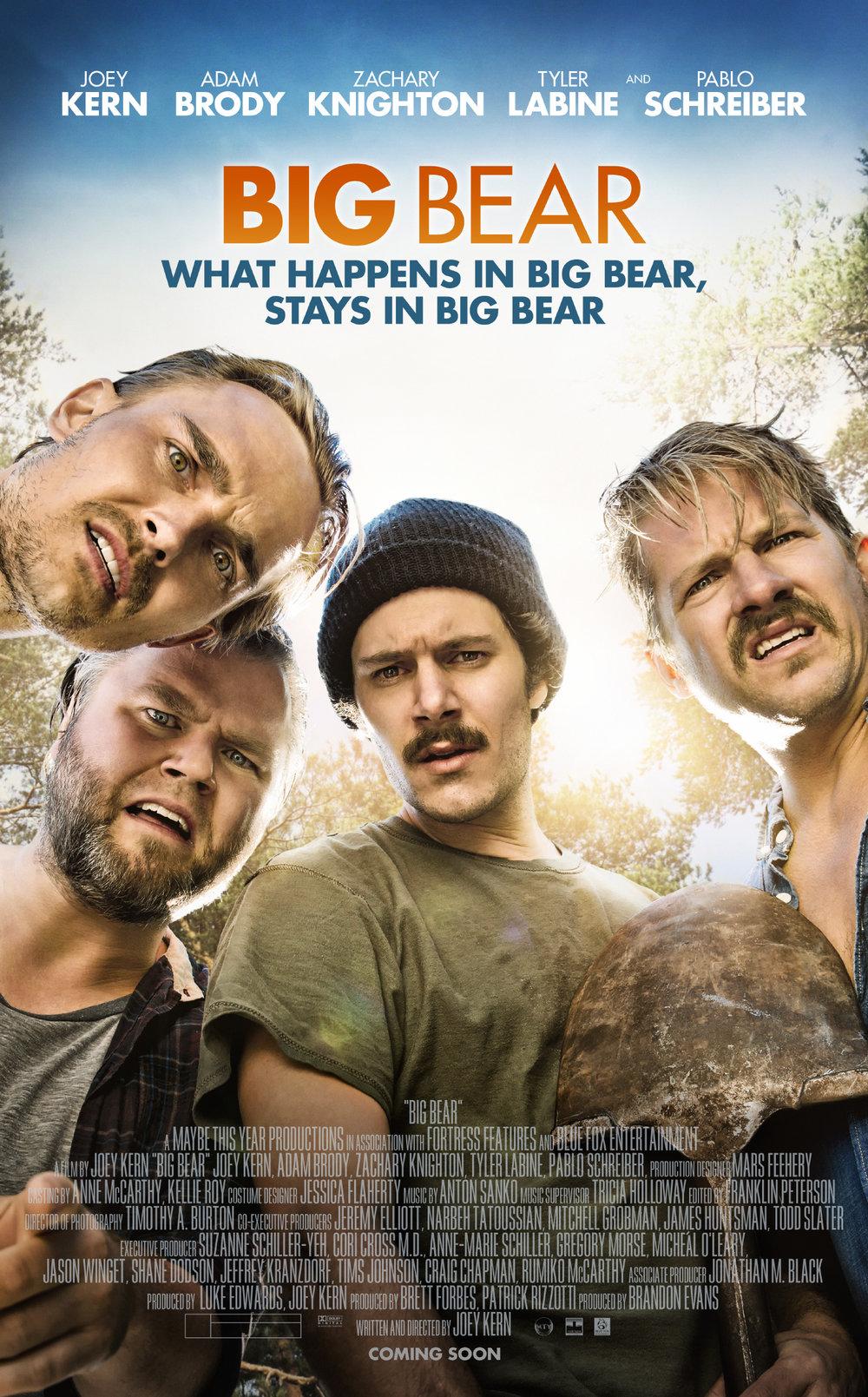 Joey Kern, Zachery Knighton, Adam Brody & Tyler Labine.