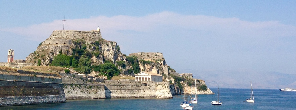 Corfu Old Fort