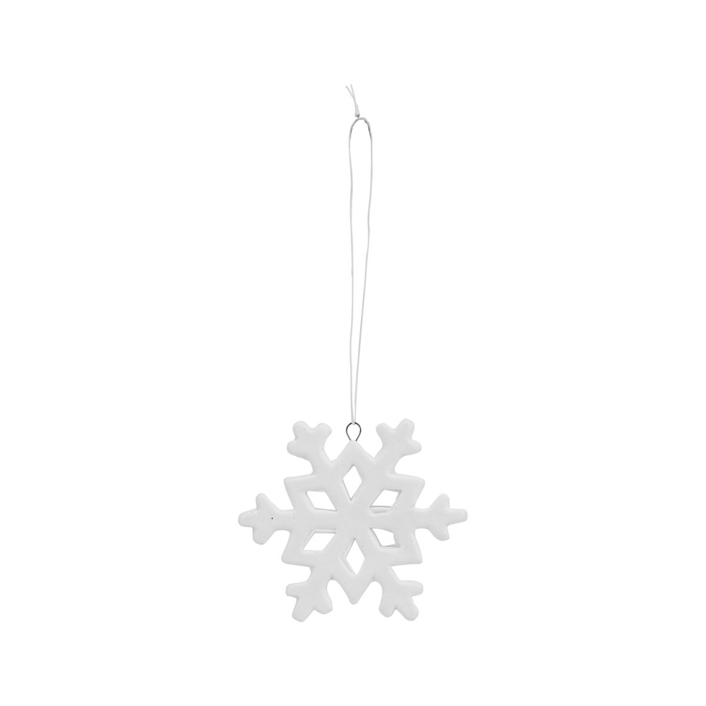House Doctor snowflake decoration (Violet & Percy)