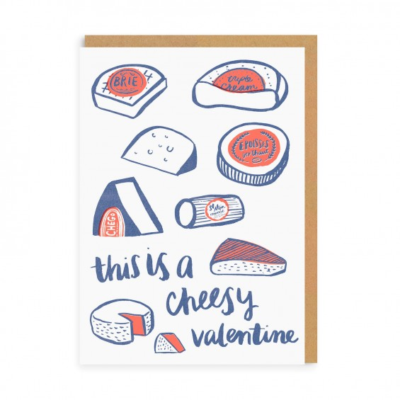 Cheesy Valentine
