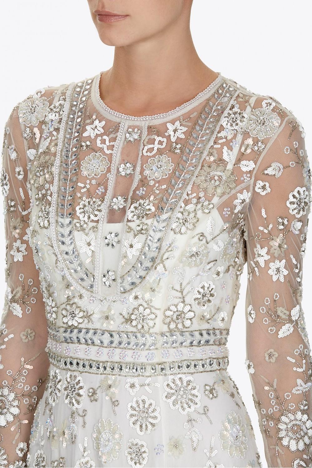Needle & Thread - Victorian Button Gown
