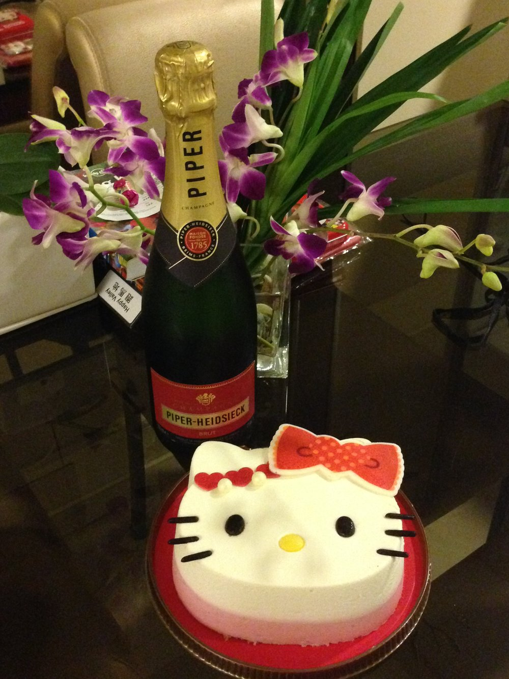 30th birthday in Hong Kong.  All my favourite things!