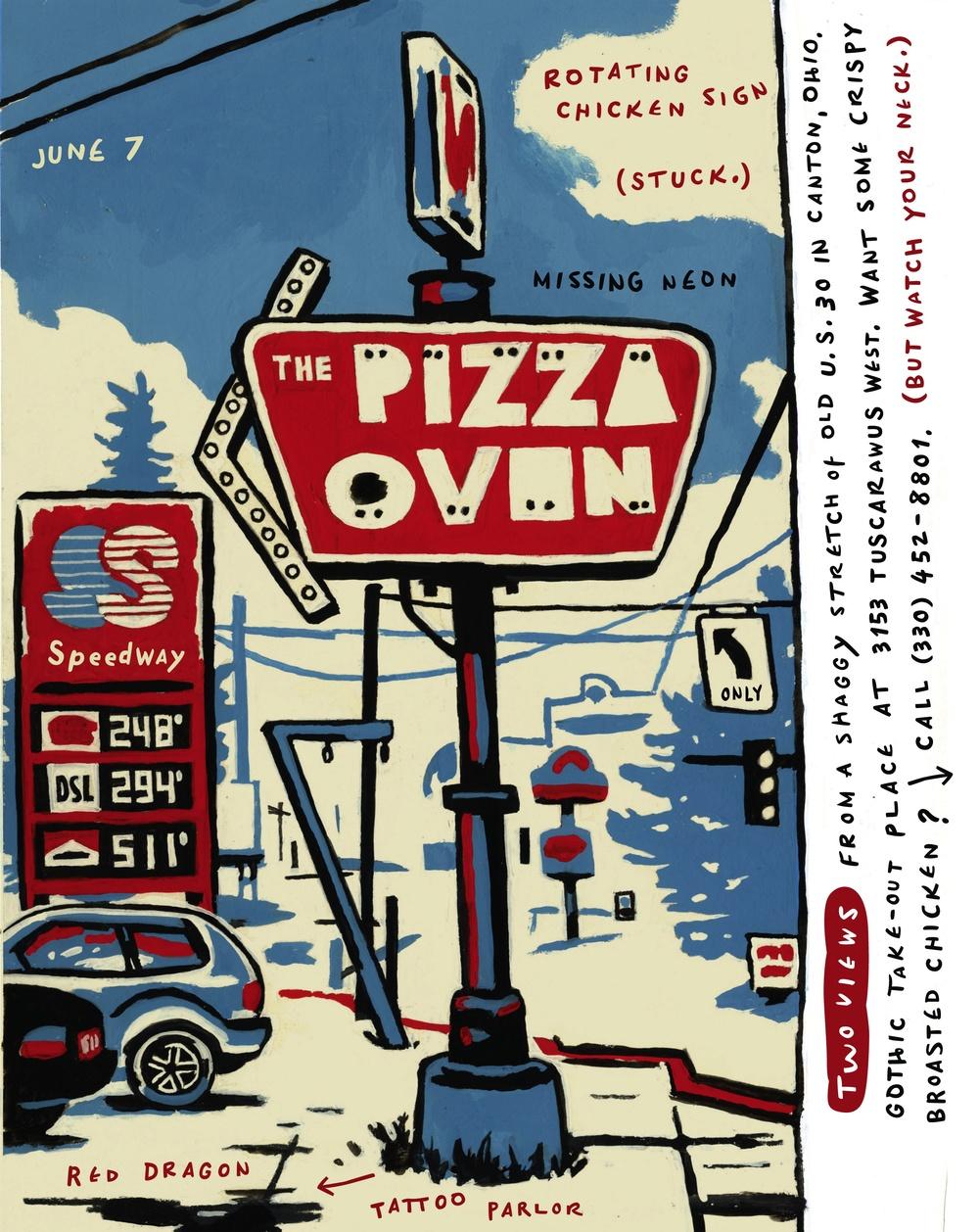 RashomonPizza Oven 2