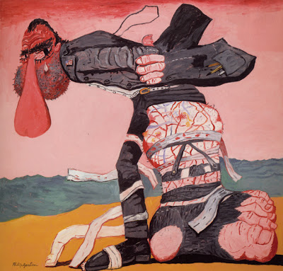 Philip Guston, San Clemente, 1974